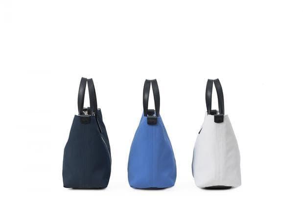 ad1a23f50d Nosetta: le borse con l'iconico nastro in tessuto   Alpi Fashion ...