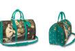 La nuova collezione di borse iconiche Louis Vuitton firmate Jeff Koons