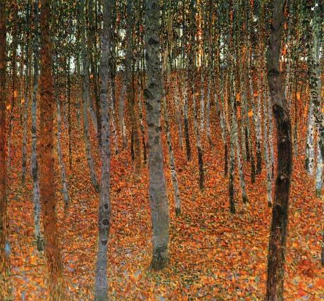 Gustav Klimt,Beec Grove