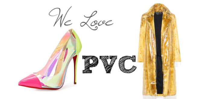 """PVC: il tessuto """"tech"""" trend dell'autunno!"""