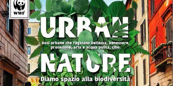 In città con WWF, alla scoperta degli spazi urbani verdi