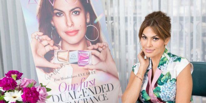 Eve Duet di Eva Mendes, l'eau de Parfum dalle mille combinazioni