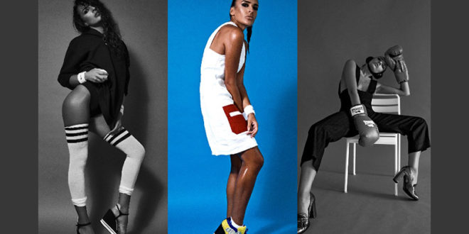 Editorial Sport Girl: Daniela Caruso a Londra