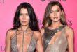 Hadid, Jenner, Aboah e persino Victoria Beckham: il sorriso che torna nella moda