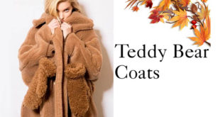 Teddy Bear coats