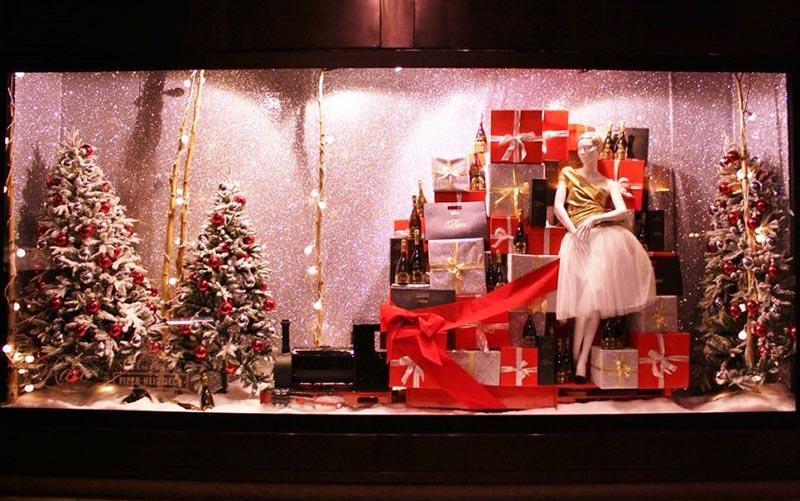 Harrods,Natale italiano