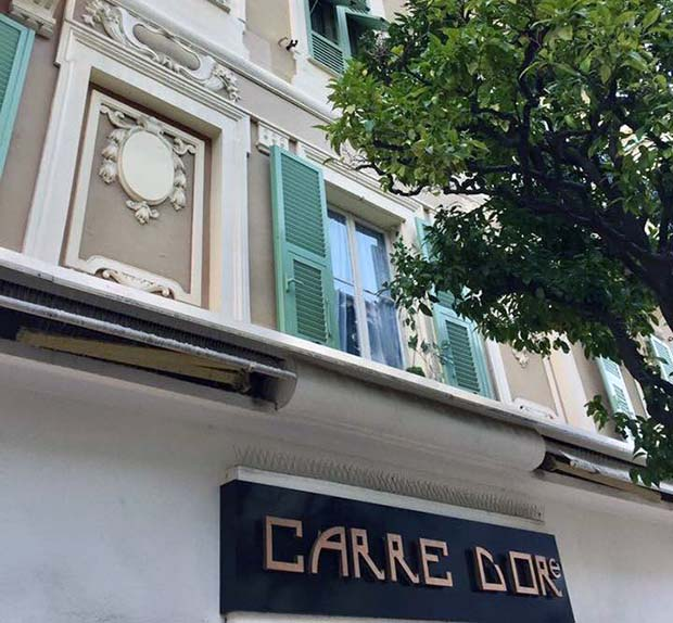 Le Carrè Dorè - Monaco