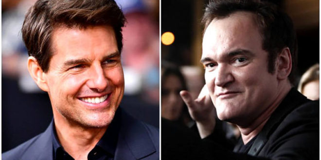 Film Tarantino, Tom Cruise nel ruolo di Charles Manson?