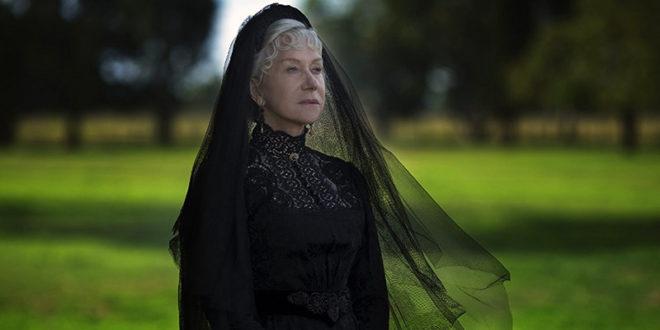 La vedova Winchester, arriva nelle sale italiane l'horror con Helen Mirren