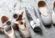 E-traces: le scarpine da balletto che traducono il movimento in immagini!