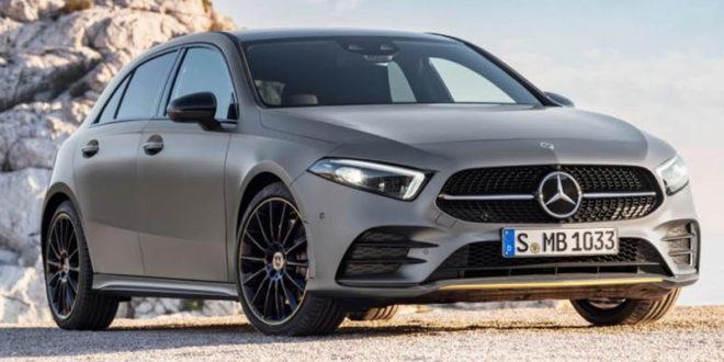 La nuova Classe A della GMG Mercedes e l'EnoArte di Elisabetta Rogai