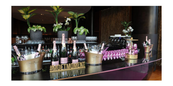 Moët & Chandon omaggia la sua It Girl Madame de Pompadour