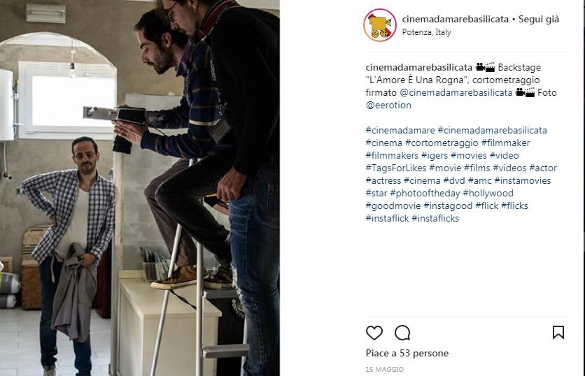 """CinemadaMare Basilicata"""