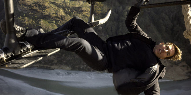 Mission: Impossible 6, dal roof all'Halo jump senza precedenti per un attore