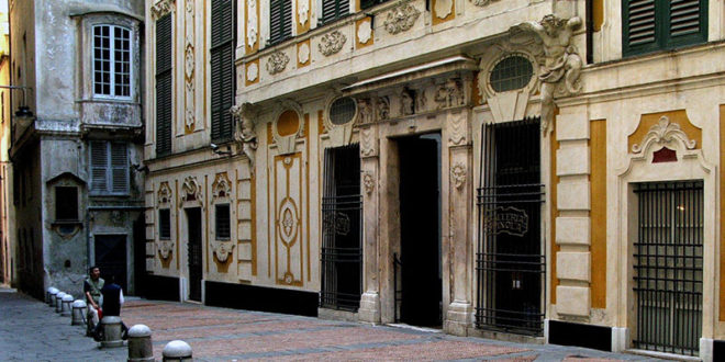 Estate mitica a Palazzo Spinola Pellicceria