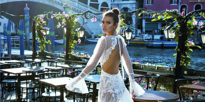 Pinella Passaro presenta la Collezione Sposa 2019