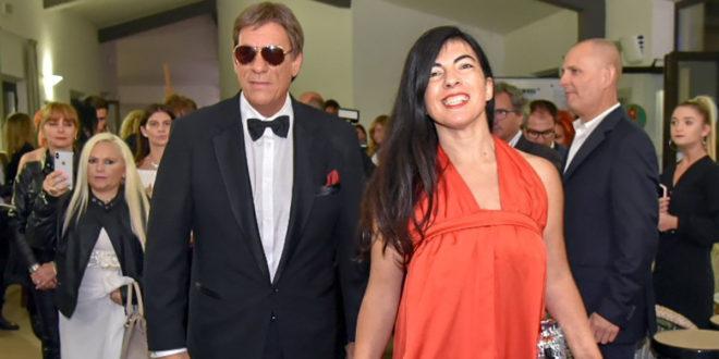 Robert Davi incanta Panicarola. Grande successo per l'evento In Memory of Ferruccio Lamborghini