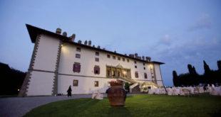 Chaîne Toscana Francigena,Villa Artimino