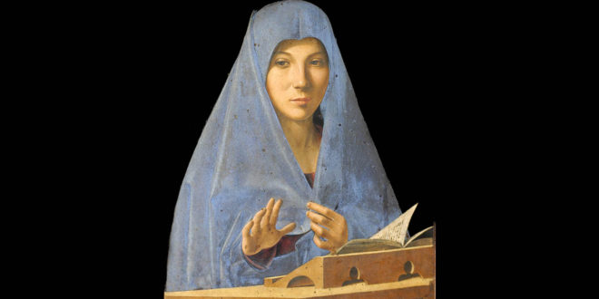 Antonello da Messina in mostra a Palazzo Reale