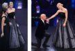 Michelle Hunziker dichiarazione di alta moda a Sanremo