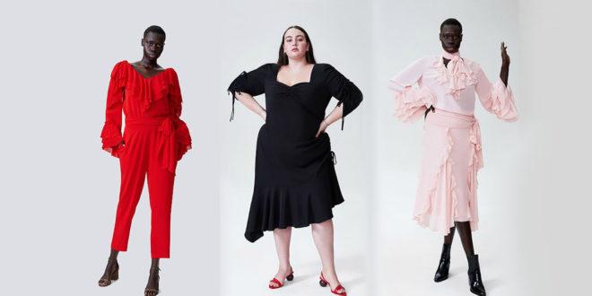 La moda curvy di Rodarte
