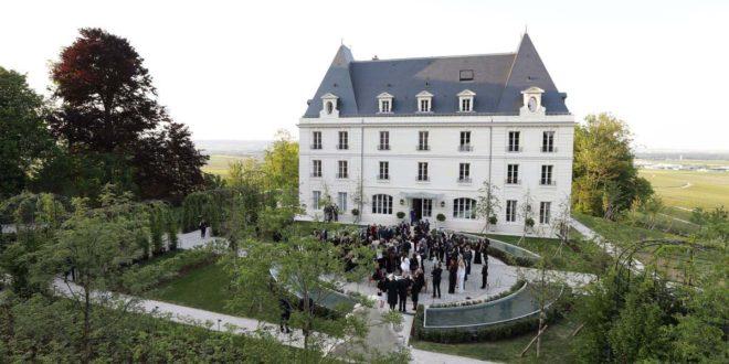 Nel maestoso Château de Saran Moët Impérial celebra il 150° anniversario
