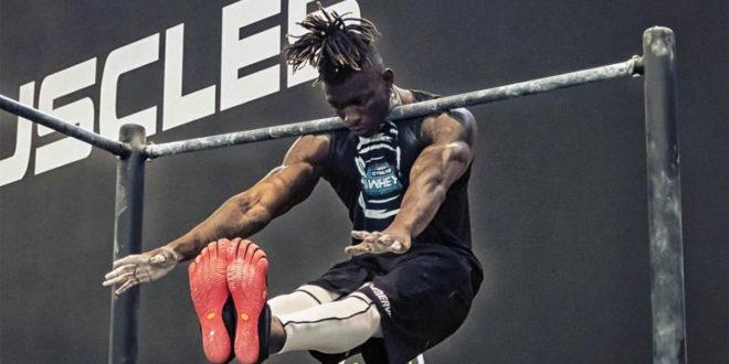 Giampaolo Calvaresi   Il sogno di un'atleta e non solo…