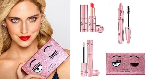 Ferragni x Lancôme, la nuova  capsule è un sogno per le beauty lover