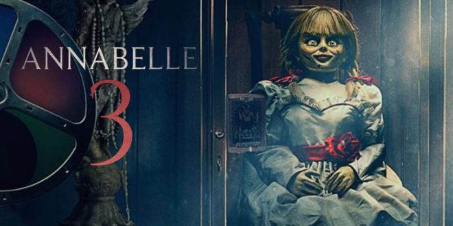 """""""Annabelle 3"""", pericolo: non entrare nella stanza dei manufatti dei Warren"""