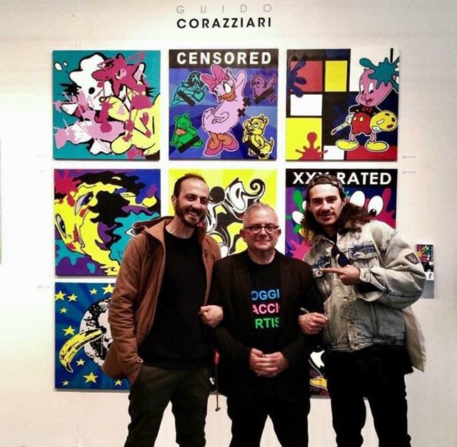 Roma Sunset Art&Craft Factory