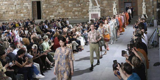 La multigenerazione di Paul Andrew debutta a Firenze
