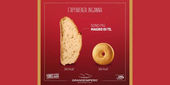 Grande Impero: pane, basta con i luoghi comuni sulle diete
