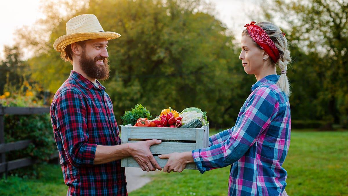 cibo sostenibile a Matera