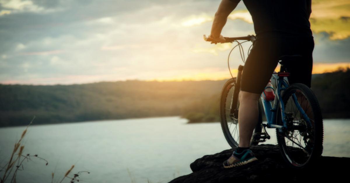 Esercizio fisico, bicicletta