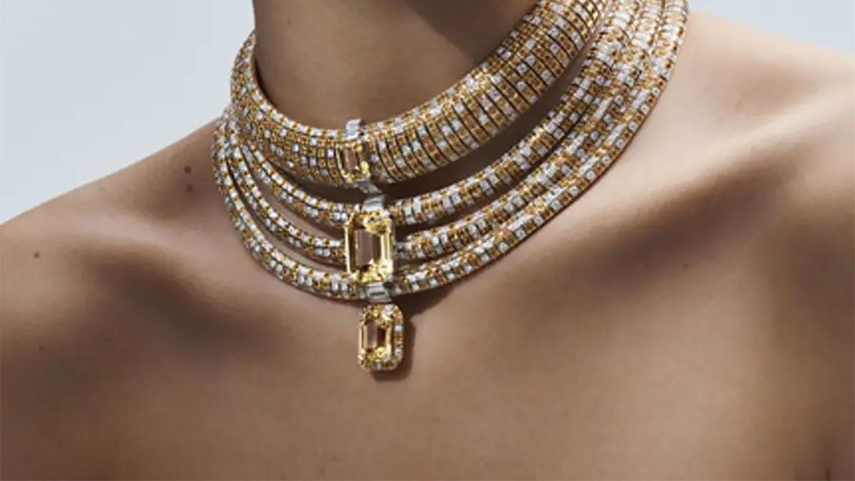 Un gioiello firmato Louis Vuitton