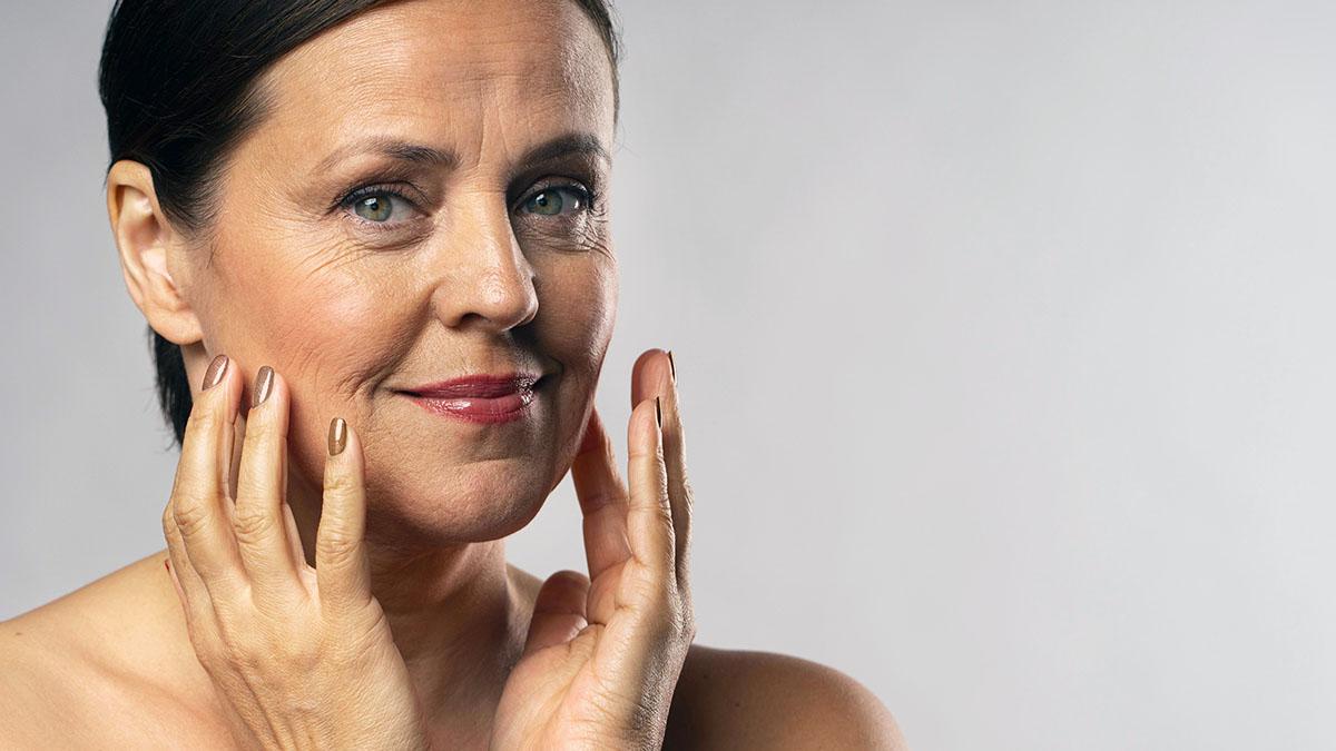 pelle dopo i 50 anni