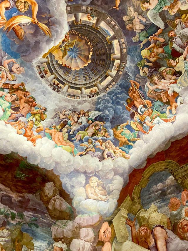 Sala dei Giganti Mantova